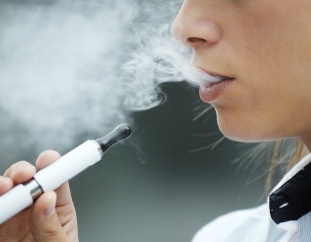 The FDA is proposing regulations that would rein in the e-cigarette industry. (Getty Images)