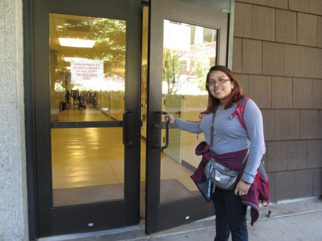 For Students with Disabilities, Getting to Class is Tough