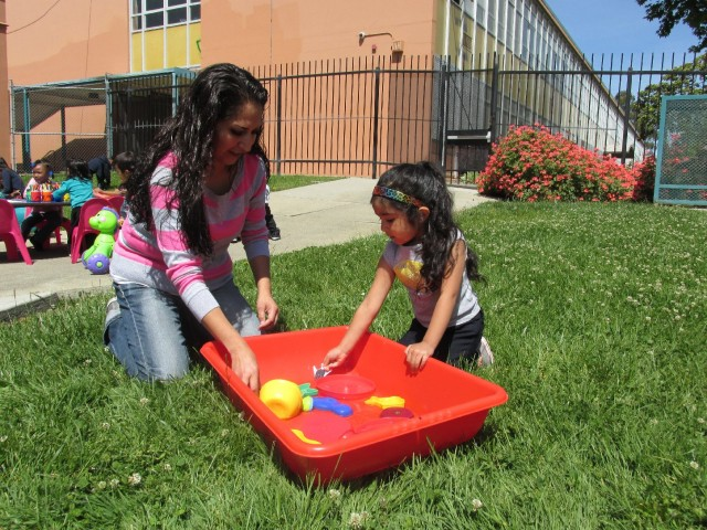 In Oakland, Finding a Safe Place for Kids to Play