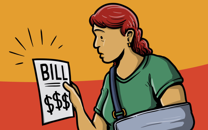 Share Your Bill, Make Health Costs Transparent in California