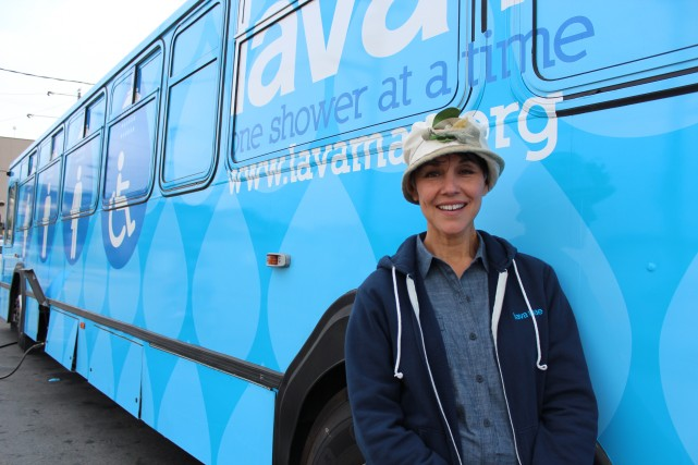 Old Muni Buses Are Reborn as Mobile Showers for the Homeless