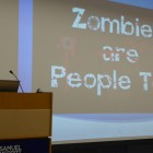 Craig Elliott, assistant VP of student services at Samuel Merritt University, encouraged grief counselors for families dealing with undead loved ones. (Courtesy: Samuel Merritt University)