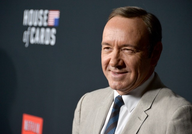 "Kevin Spacey stars as Frank Underwood in the Netflix series ""House of Cards."" (Kevin Winter/Getty Images)"