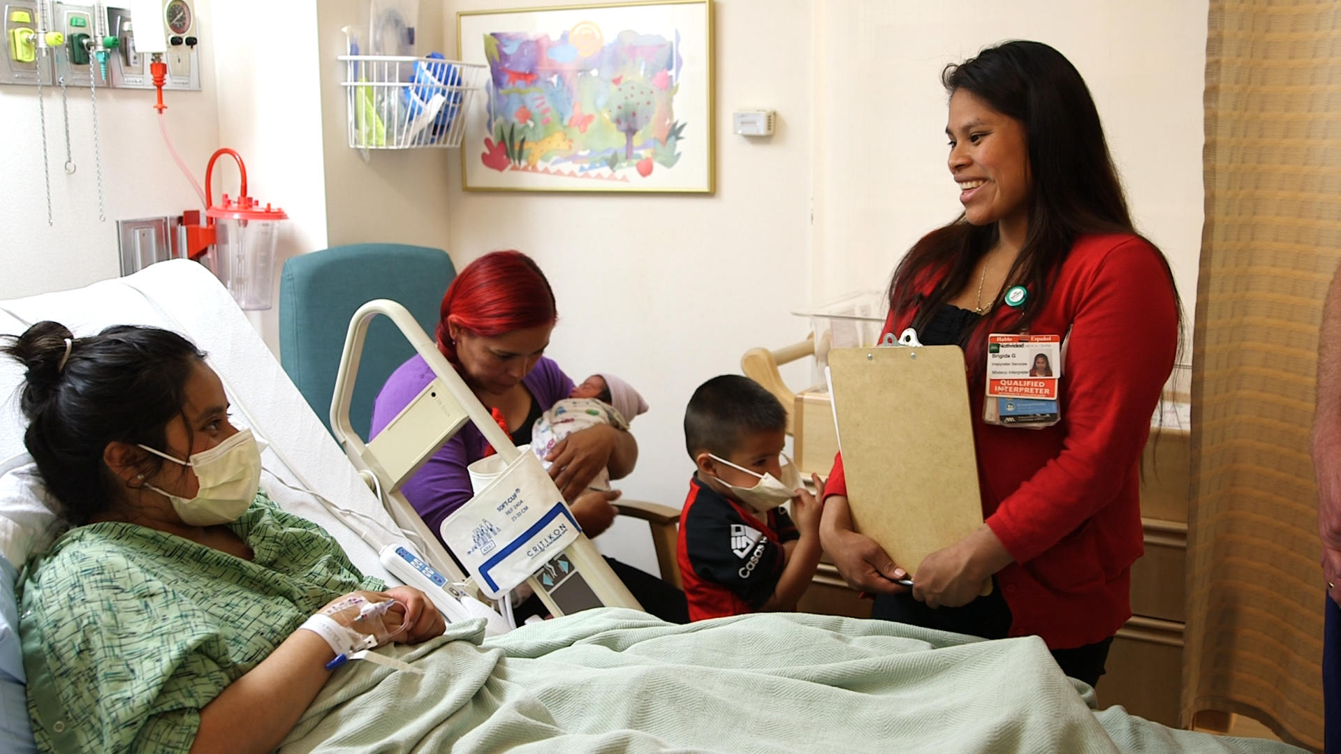 Mexican Indigenous Immigrants Dire Need For Medical Interpreters