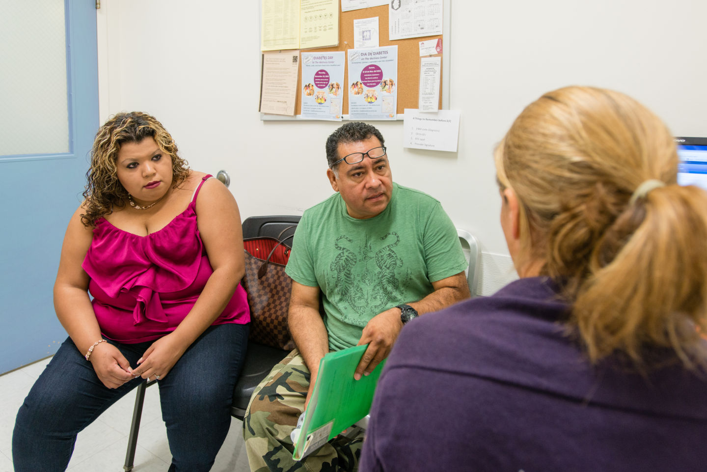 For L.A.'s Neediest Patients, the Most Important Person May Not Be A Doctor