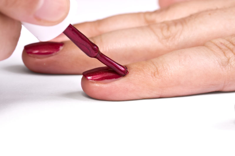 Think Before You Paint: Flame Retardants Found in Nail