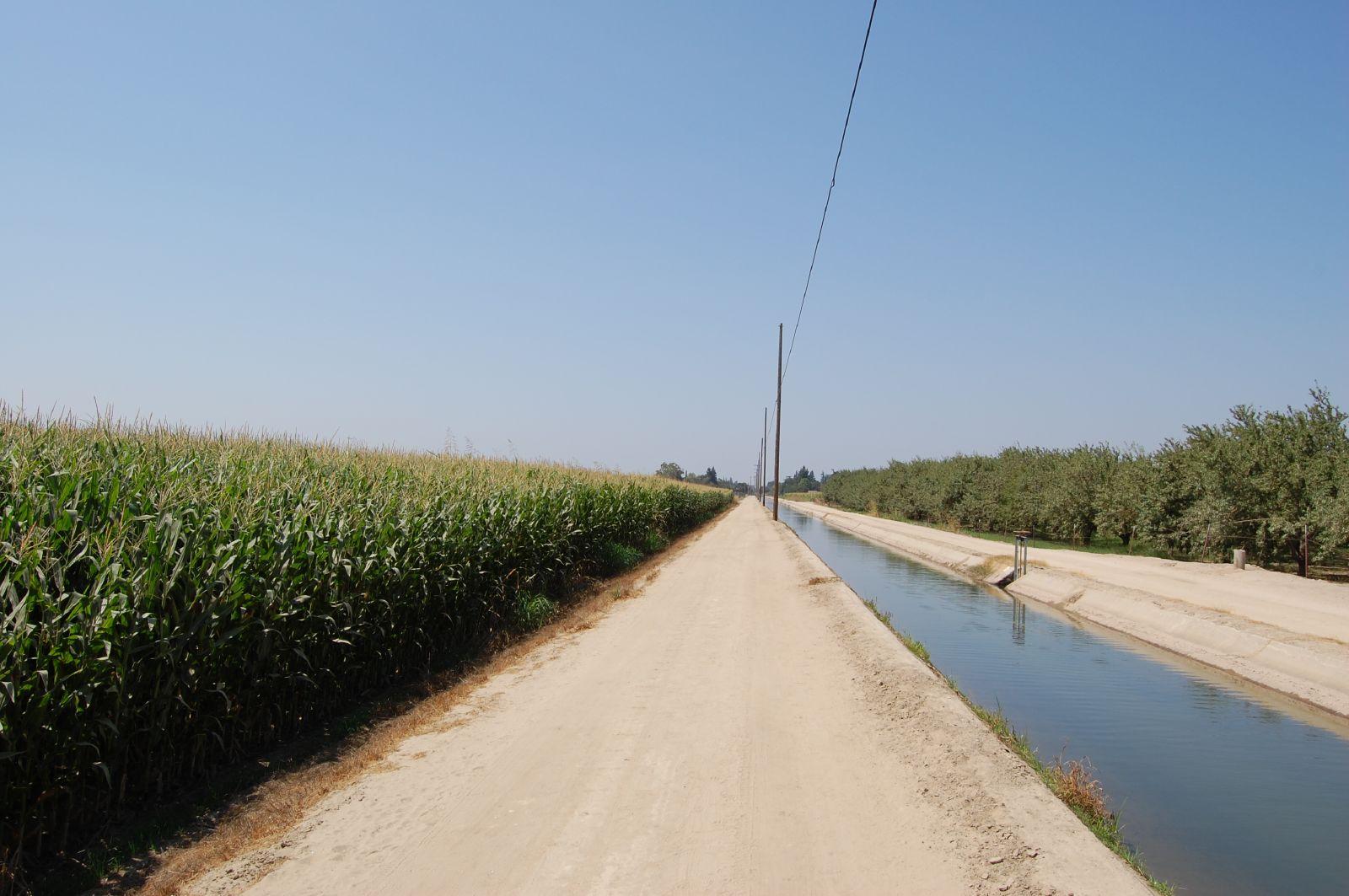 Uranium Contaminates Water Across California's Central Valley