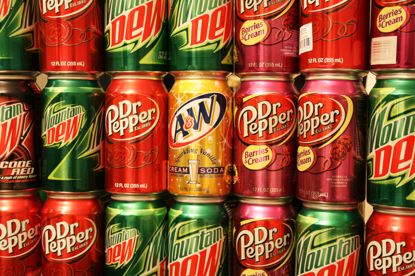 Californians Overwhelmingly Support Soda Warning Labels, Poll Shows