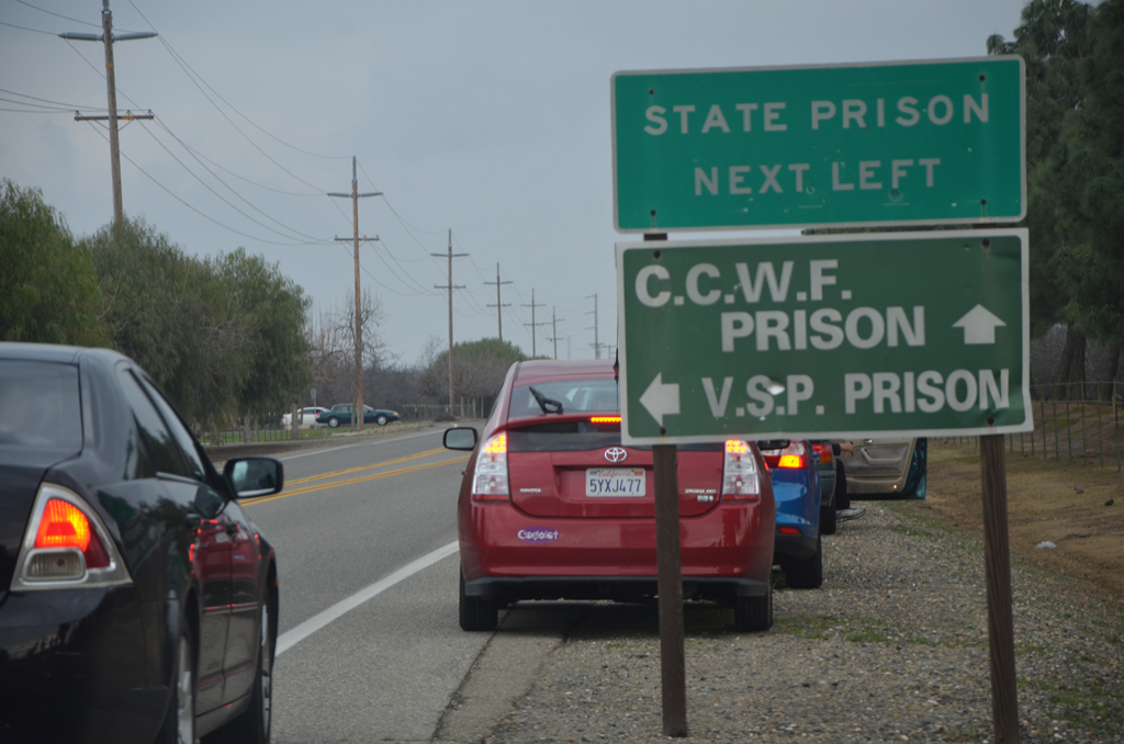 Another California Prison Fails Health Review