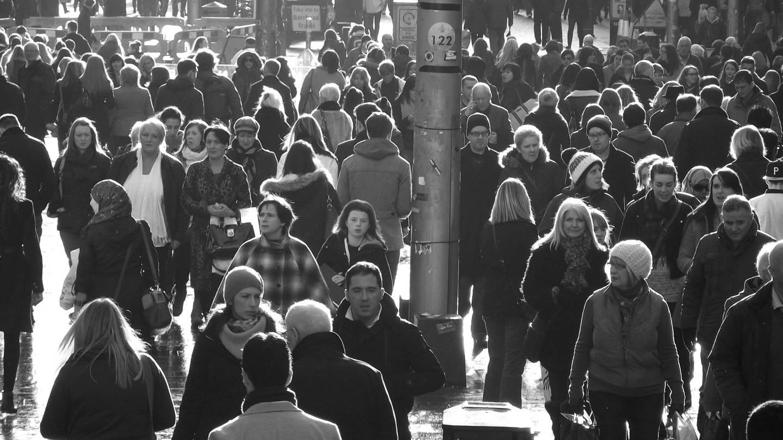 Life Expectancy Down for White Women, Up for Black Men