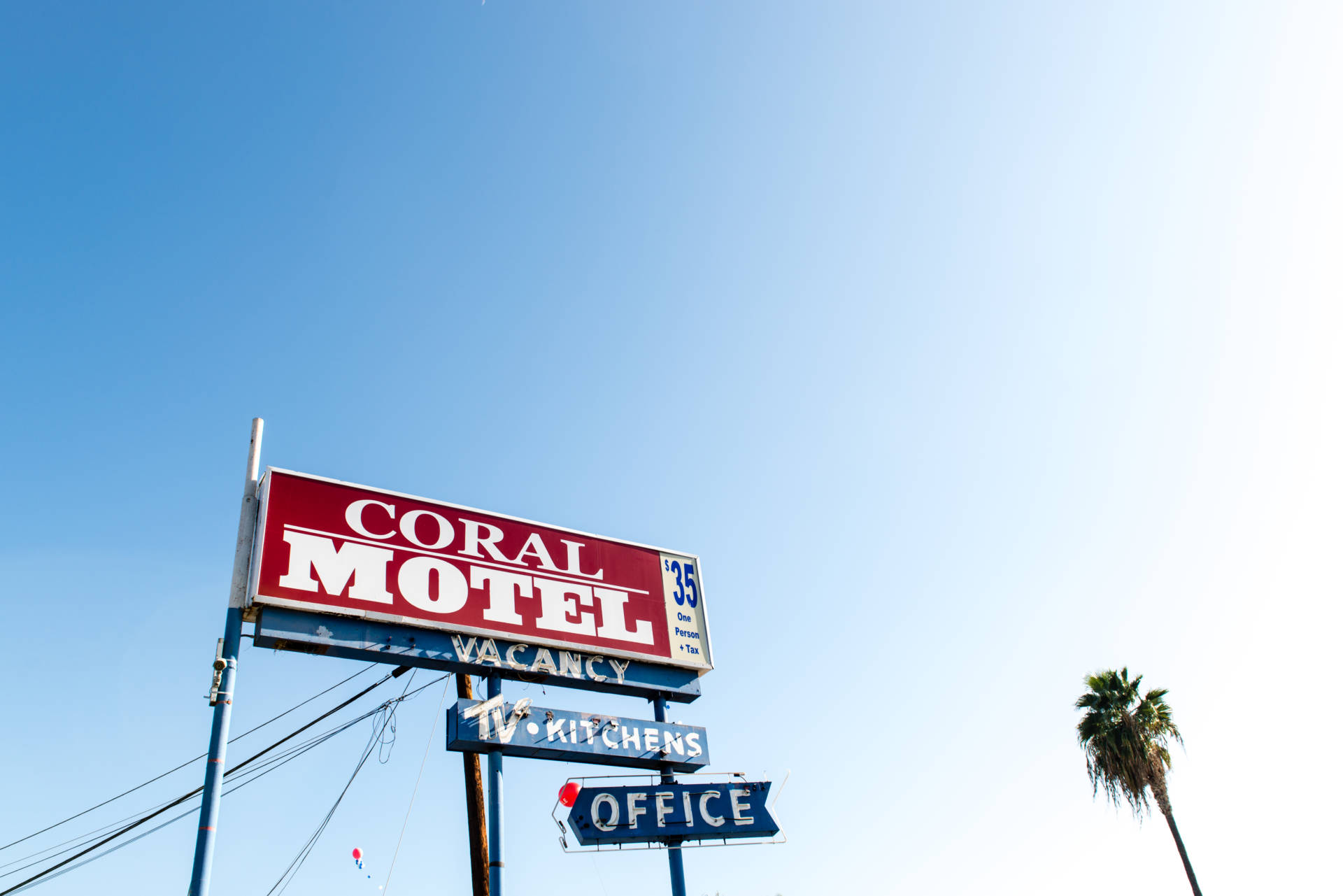 The Coral Motel in Buena Park, Calif., used by the Illumination Foundation Recuperative Care, serves as a respite for people needing a place to recover after being discharged from the hospital.