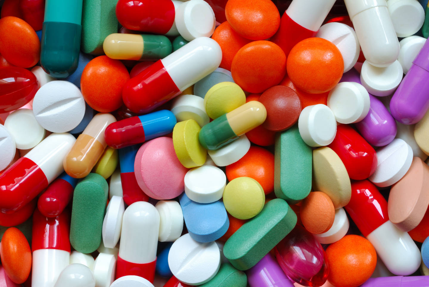 Half of Americans Take Prescription Drugs That Could Lead to Addiction