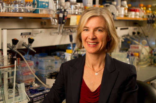 UC Berkeley's Jennifer Doudna, who was on the losing end of a decision by the U.S. Patent and Trademark Office in a dispute over the CRISPR patent.