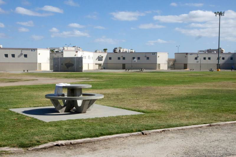Pleasant Valley State Prison in western Fresno County has reported the most cases of valley fever of any California state prison.