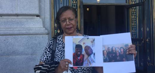 """It's a victory,"" Leneta Anderson says of California Pacific Medical Center's decision to continue caring for patients like her husband in San Francisco."