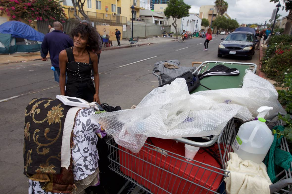 San Diego Fighting a Deadly Hepatitis Outbreak Linked to Homeless Encampments
