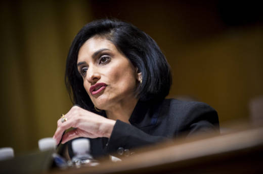 """Seema Verma, administrator for the Centers for Medicare & Medicaid Services, has said that the agency's regulations were """"taking doctors away from what matters most: patients."""""""