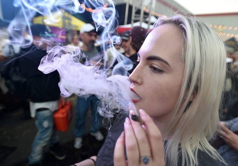 Now That Pot Is Legal, Should You Worry About Secondhand Smoke? California Scientist Says Yes