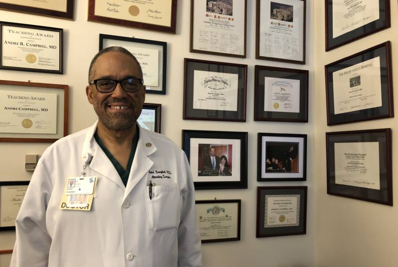 Trauma Surgeon Who Treated YouTube Victims: 'Every Day There are People Who are Getting Shot and Hurt'