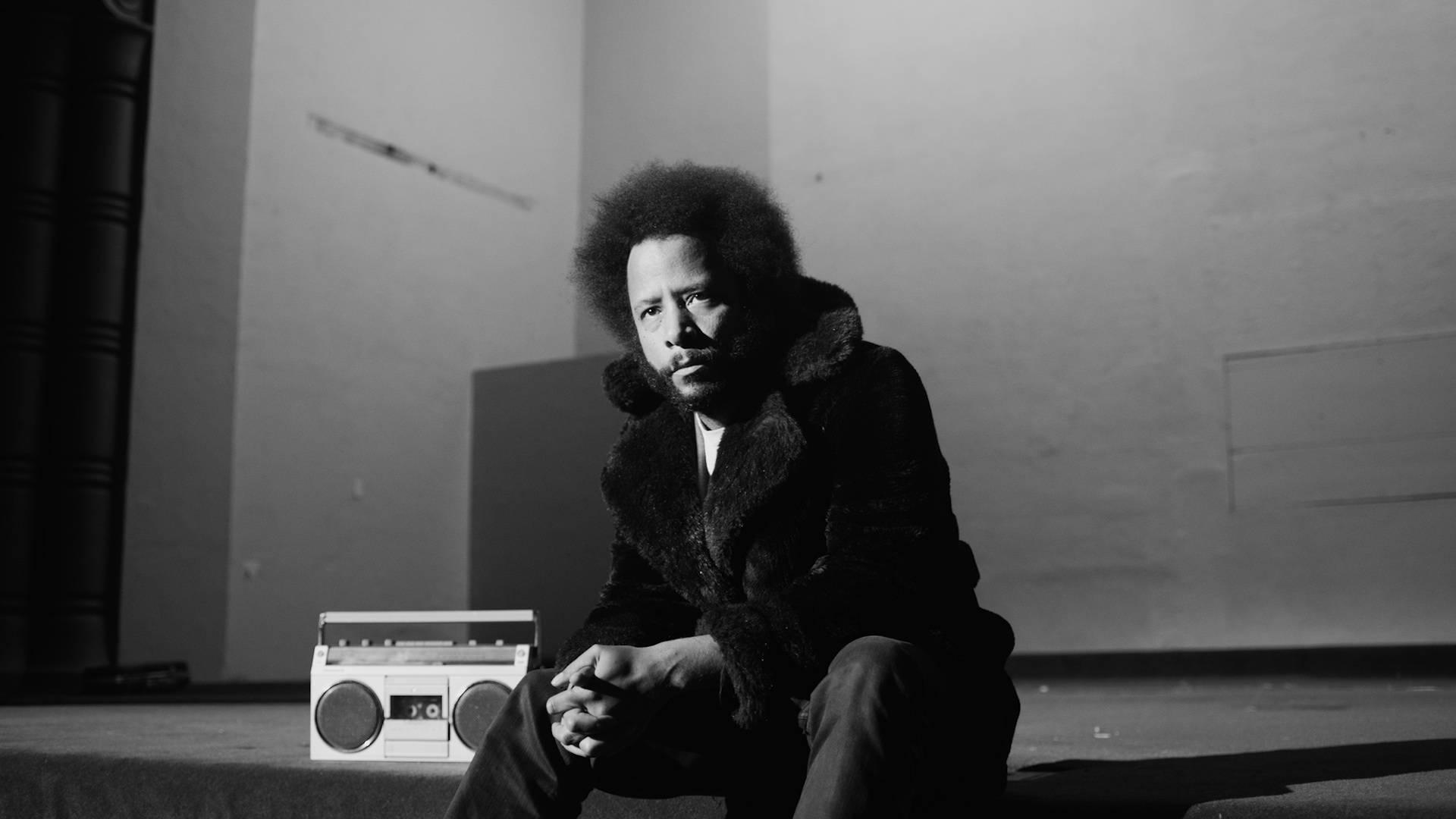 The Boombox Collection: Boots Riley