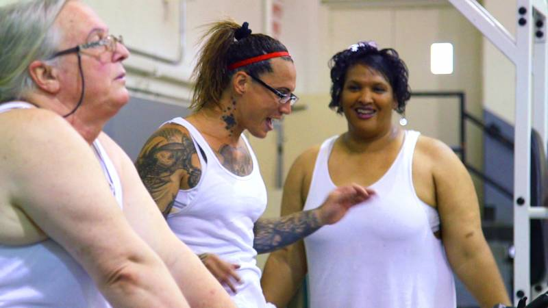 Transgender prisoners at California Medical Facility in Vacaville successfully lobbied to create a weekly workout club for the prison's transgender women, complete with a prison staffer as a fitness coach.