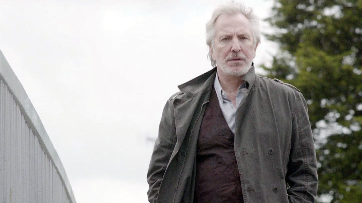 Alan Rickman in Dust