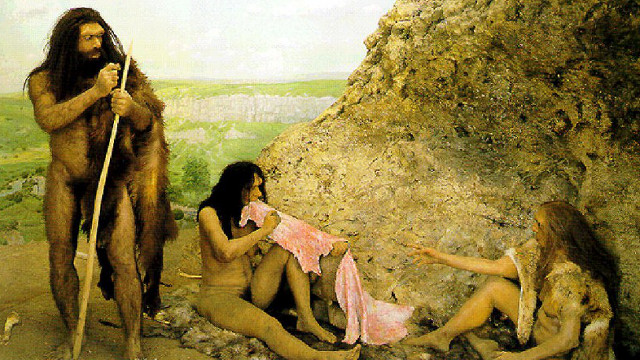 Breast-Feeding Neanderthals Would Get Top Marks From Today's Pediatricians