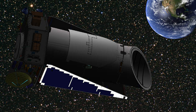 kepler spacecraft feature - 630×360