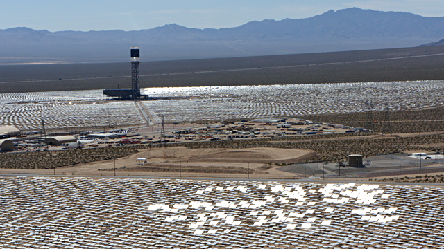 As World's Largest Solar Thermal Plant Opens, California Looks to End Solar Wars