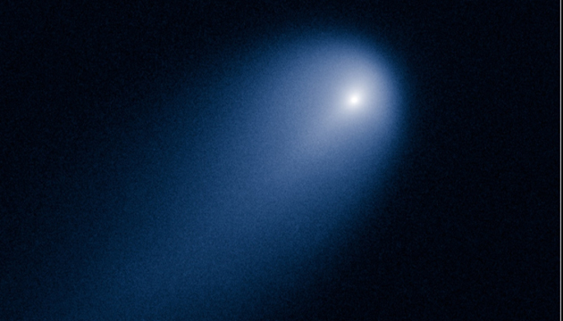 Hubble Space Telescope Image of Comet ISON, April 2013