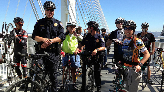 Now Open, What Will Be the Next Steps for the Bay Bridge's New Bicycle and Pedestrian Path?