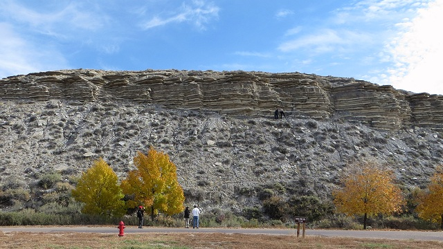 "A New ""Golden Spike"" Monument in Colorado Marks Geologic Time"