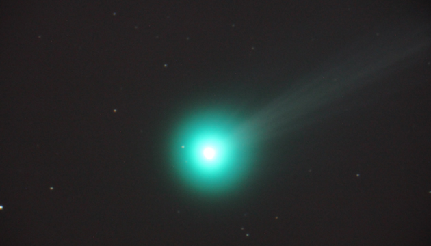 Comet ISON - Nov 14 2013 - Conrad Jung, Chabot Space & Science Center