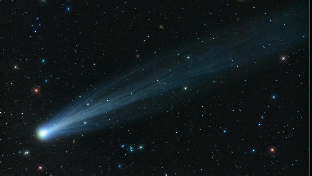 Comet ISON (Damian Peach)