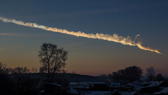 Meteor Crashed with the Force of 600,000 Tons of TNT, Say Scientists (And It'll Happen Again)