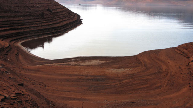 shasta lake reservoir water supply