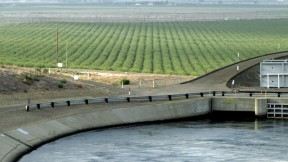 Proposed water tunnels would supply three million acres of farmland and 25 million Californians.