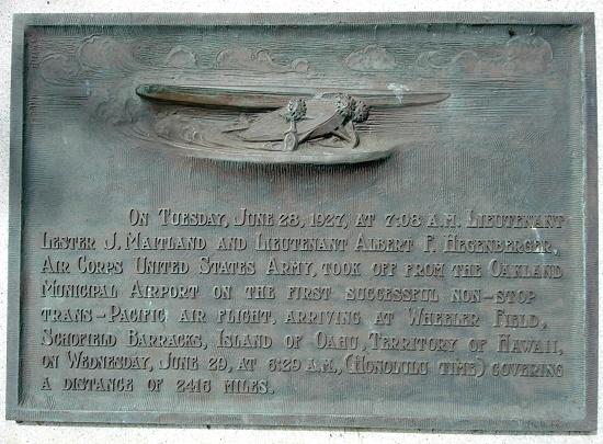 Maitland plaque