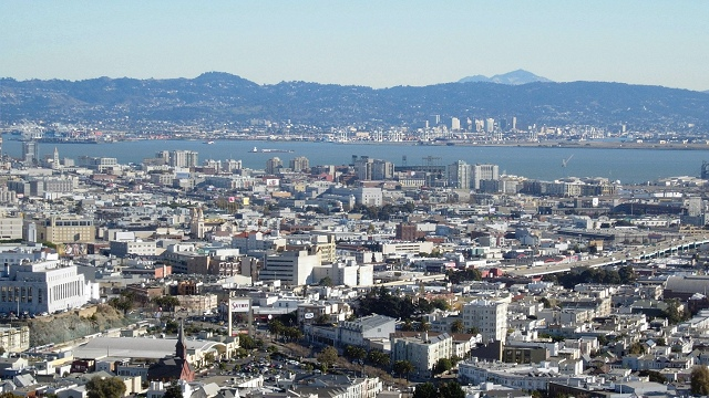 Four Bay Area Cities Selected as Future Models of Resilience
