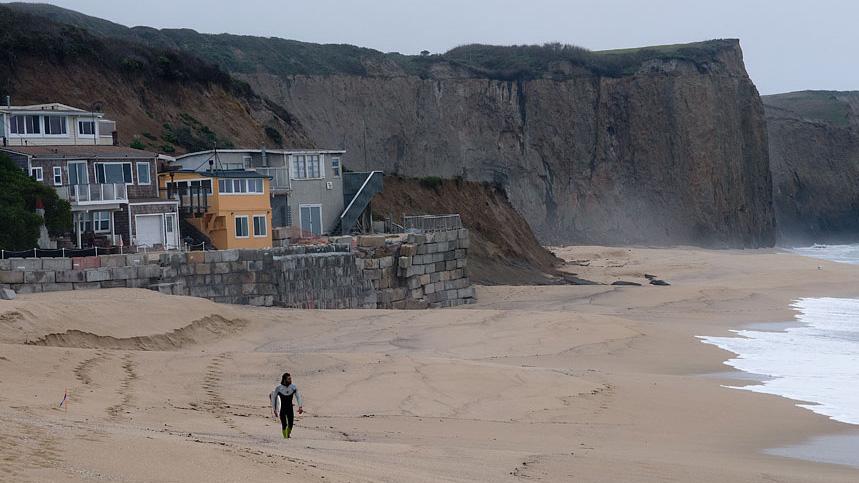Silicon Valley Billionaire Battles Surfers Over Beach Access