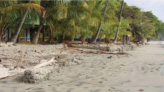 coastal subsidence