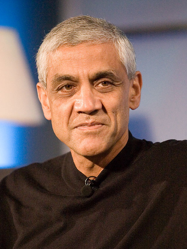 Silicon Valley investor Vinod Khosla is the new owner of Martins Beach. (James Duncan Davidson/O'Reilly Media, Inc.)