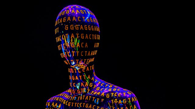 Reading all of your DNA at once can't yet find all of your future health risks.  But if you get lucky, it just might save your life. (Richard Ricciardi/Flickr)