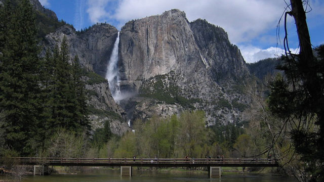 Yosemite is one of the most-visited national parks in California. (Craig Miller/KQED)