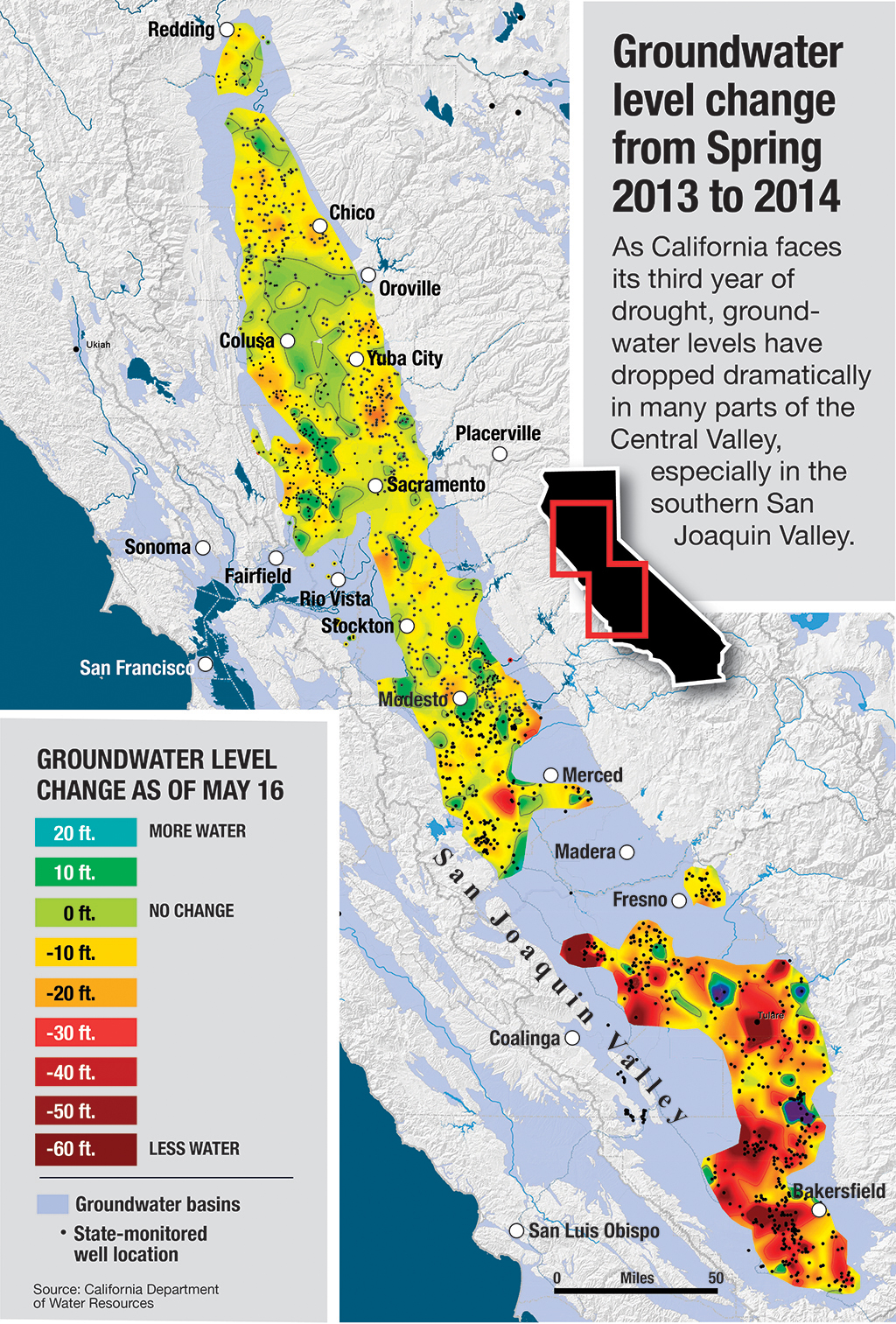 What To Know About California S New Groundwater Law