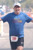 New York lawyer Bret Parker runs marathons and has skydived to raise money for Parkinson's disease, which he has.