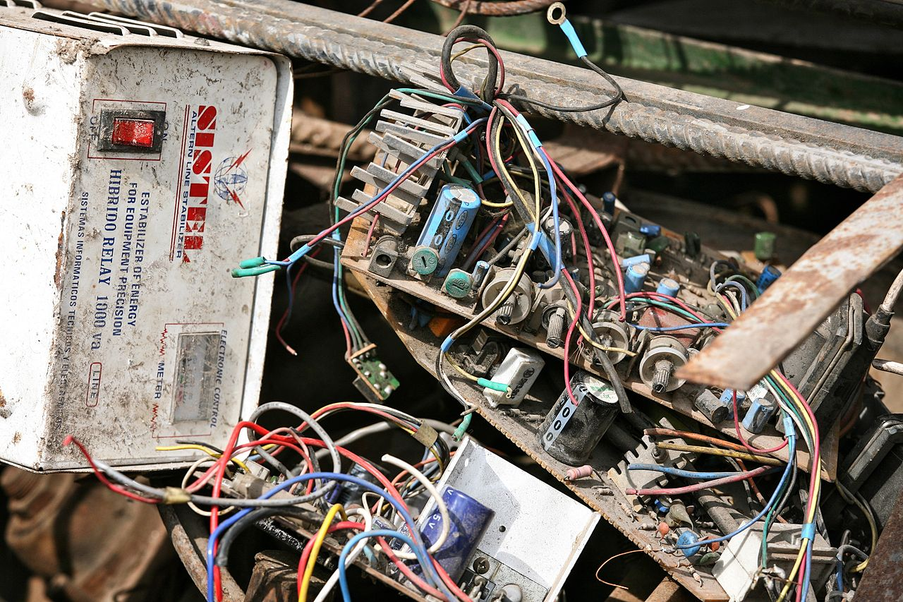 AT&T Could Pay $50 Million for Illegal E-Waste Dumping