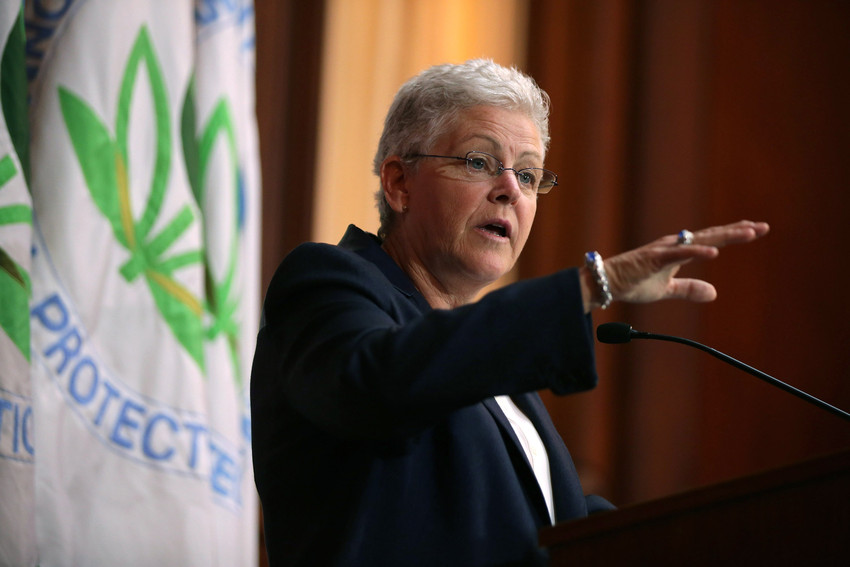 Environmental Protection Agency Administrator Gina McCarthy. (Chip Somodevilla/Getty Images)