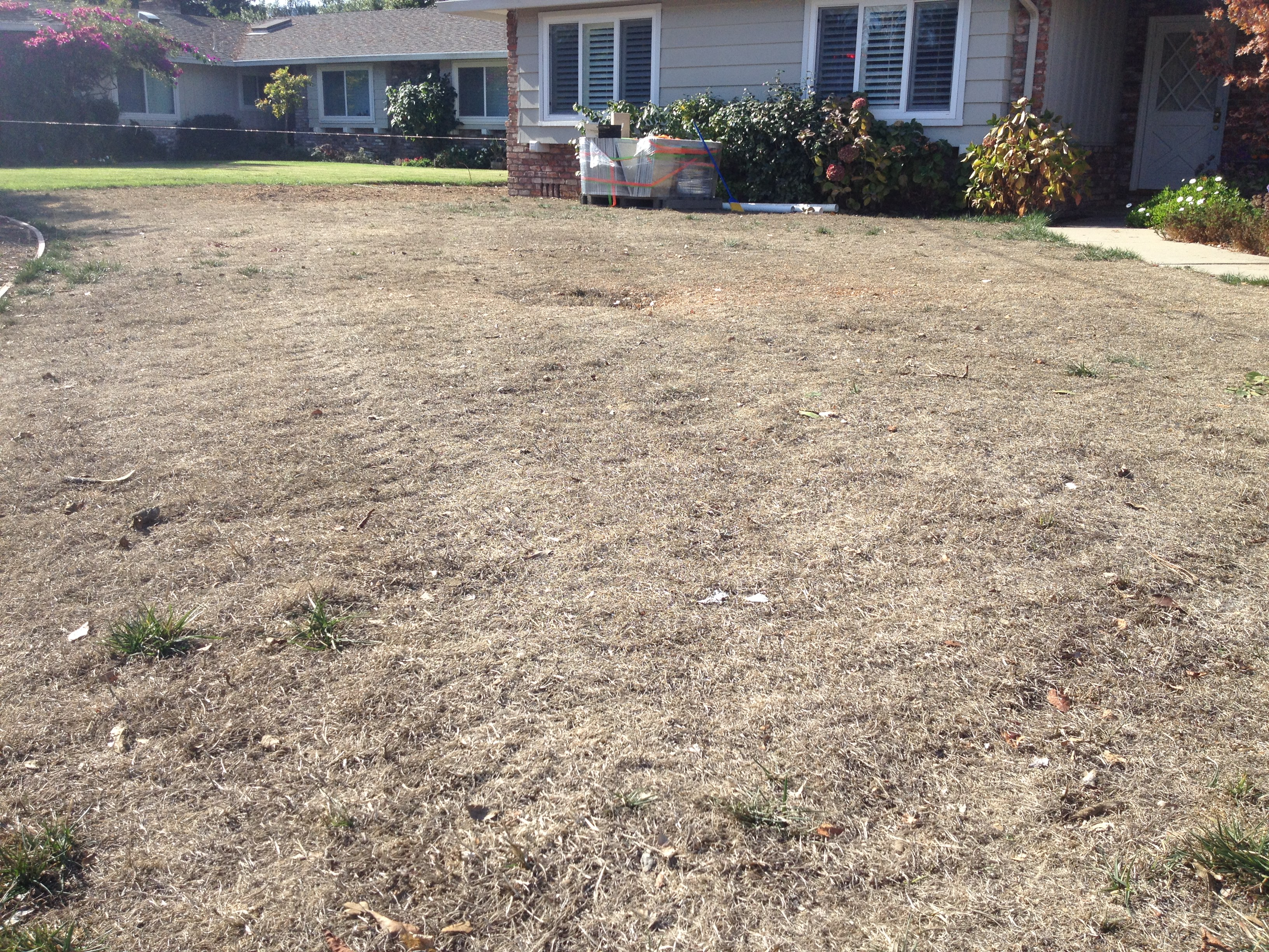 California Drought Boosts Cash For Grass Programs