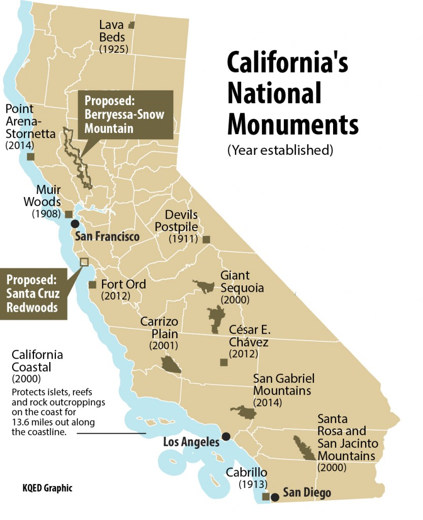 Does California Need More National Monuments? | KQED Science